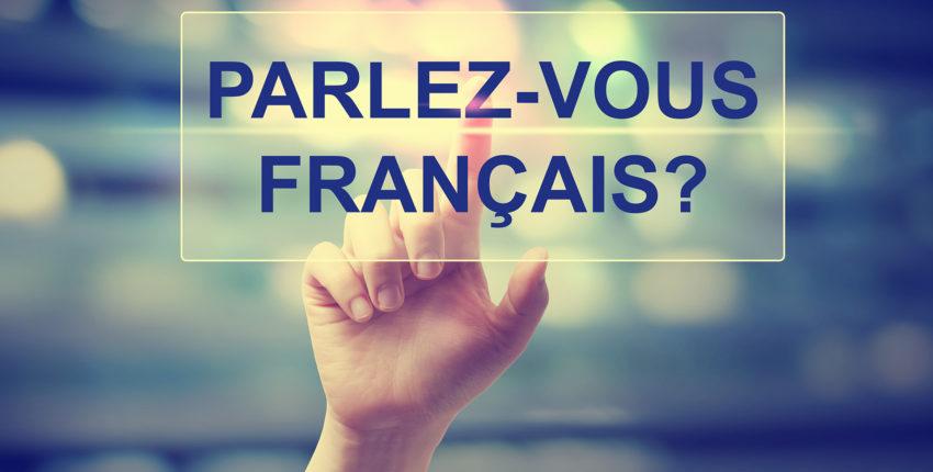 Fransk sprog