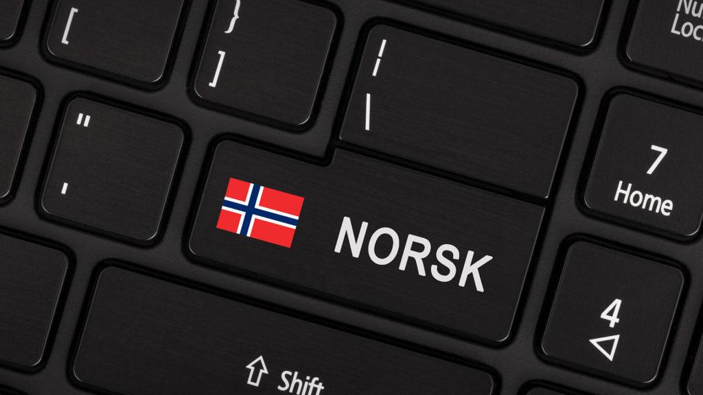 Sprog norsk