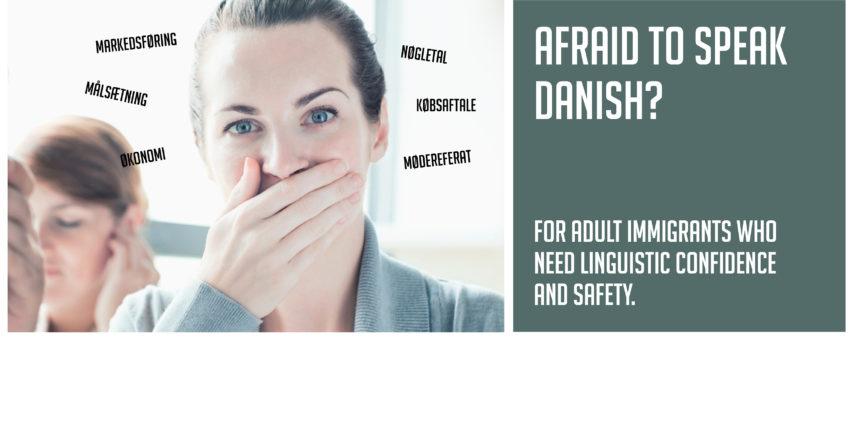 Danskundervisning på alle niveauer