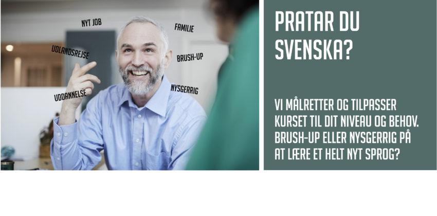 Svenskundervisning på alle niveauer